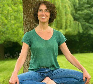 Enseignante de pilates & yoga