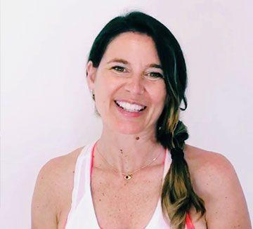 Enseignante de yoga