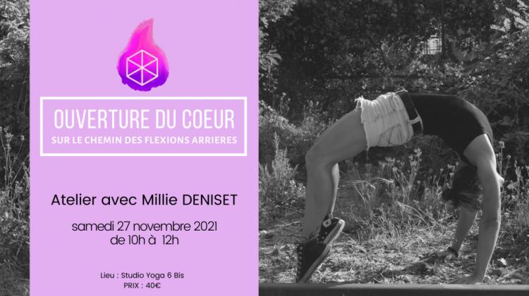 Atelier - Millie Deniset